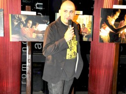 Photo Of Dev Benegal From The 'Road, Movie's photo exhibition