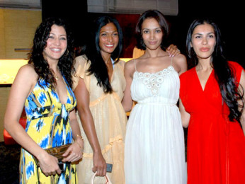 Photo Of Aditi Govitrikar,Nina Manuel,Dipannita Sharma,Namrata Barua From TBZ Shaze collection preview