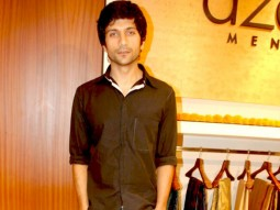 Photo Of Vaibhav Talwar From Teen Patti cast at Aza Men preview