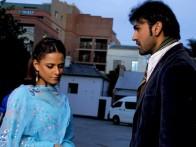 Movie Still From The Film Virsa,Mehreen Raheal,Arya Babbar