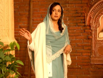 Movie Still From The Film Sadiyaan,Hema Malini