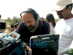 On The Sets Of The Fillim of Road,Movie