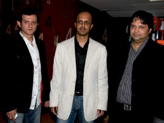 Photo Of Farid Amiri,Devang Dholkia From Audio release of 3 Nights 4 Days