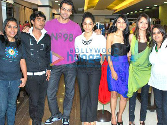Photo Of Mahek Jain,Rahul Anand,Swapnil Shinde,Masaba,Shreya,Nirali,Sajili Sharma From Gen Next designers of Lakme Fashion Week showcase at Amara