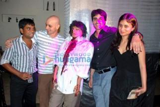 Photo Of Howard Rosemeyer,Gautam Rode,Rasika Duggal From Pre-release bash of Agyaat