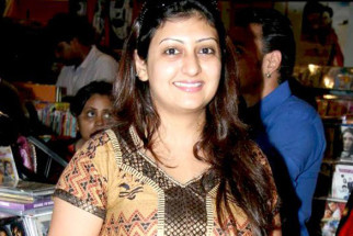 Photo Of Juhi Parmar From The Audio release of Mr. Singh Mrs. Mehta