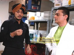 Movie Still From The Film Straight Featuring Vinay Pathak