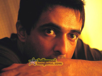 Movie Still From The Film Firaaq Featuring Sanjay Suri