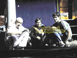 Movie Still From The Film Barah Aana Featuring Naseruddin Shah,Vijay Raaz,Arjun Mathur