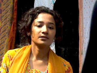 Movie Still From The Film Barah Aana Featuring Tannishtha Chatterjee