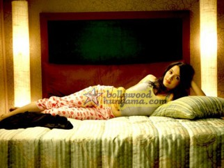 Movie Still From The Film Luck By Chance Featuring Isha Sharwani