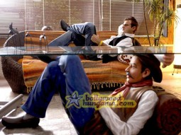 Movie Still From The Film Luck By Chance Featuring Sanjay Kapoor