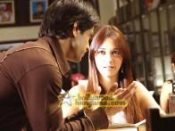 Movie Still From The Film 42 Kms Featuring Prashant Chainani,Nauheed Cyrusi
