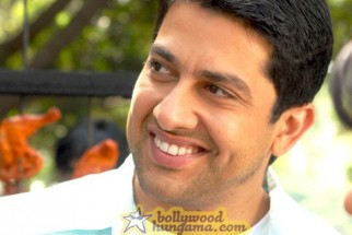 Movie Still From The Film Aloo Chaat Featuring Aftab Shivdasani