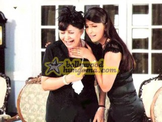 Movie Still From The Film Daddy Cool Featuring Suhasini Mulay,Aarti Chhabria