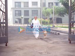 Movie Still From The Film Detective Naani Featuring Ava Mukherji