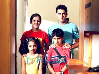 Movie Still From The Film Detective Naani Featuring Shweta Gulati,Amit Varma,Zain Khan,Saili Shettye
