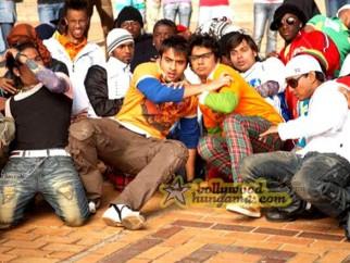 Movie Still From The Film Kal Kissne Dekha Featuring Jacky Bhagnani