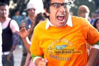 Movie Still From The Film Kal Kissne Dekha Featuring Kunal Kumar