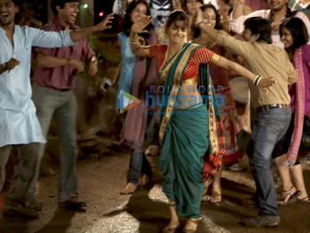 Movie Still From The Film Kaminey Featuring Priyanka Chopra