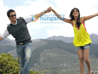 Movie Still From The Film Life Partner Featuring Fardeen Khan,Genelia D'souza
