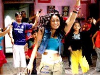 Movie Still From The Film Let's Dance Featuring Gayatri Patel