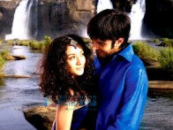 Movie Still From The Film Let's Dance Featuring Gayatri Patel,Ajai Chowdhary