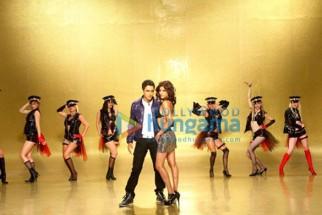 Movie Still From The Film Luck Featuring Shruti K. Haasan,Imran Khan