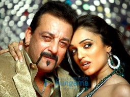 Movie Still From The Film Luck Featuring Sanjay Dutt
