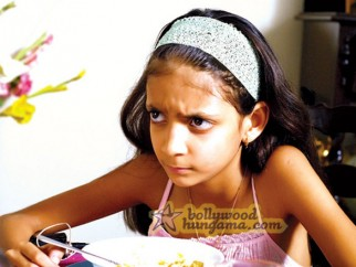 Movie Still From The Film Little Zizou Featuring Iyanah Bativala