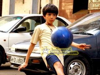 Movie Still From The Film Little Zizou Featuring Jahan Bativala