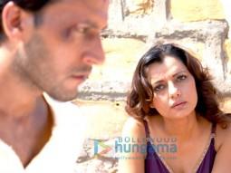 Movie Still From The Film Soch Lo Featuring Sartaj Singh Pannu,Barkha Madan