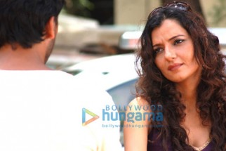 Movie Still From The Film Soch Lo Featuring Barkha Madan