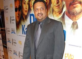 Sanjay Gupta is planning a multi-starrer next