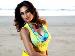 Movie Still From The Film Ek Aadat,Smita Gondkar