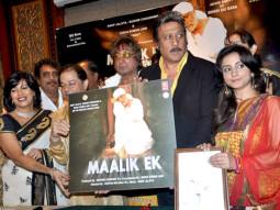 Photo Of Kishori Shahane,Deepak Balraj Vij,Anup Jalota,Shakti Kapoor,Jackie Shroff,Divya Dutta From The Audio release of Maalik Ek