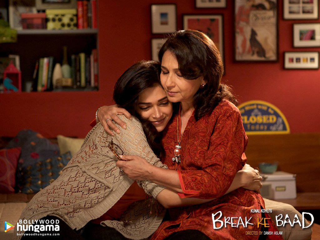 break ke baad 2010 wallpapers | deepika-padukonesharmila-tagore