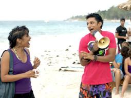 On The Sets Of The Film Break Ke Baad Featuring Imran Khan,Deepika Padukone,Sharmila Tagore,Shahana Goswami,Yudishtir Urs,Lilette Dubey,Naveen Nischol