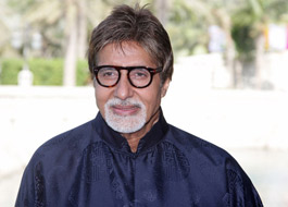 Big B returns to action roles with Budha - Don't F...k With Him