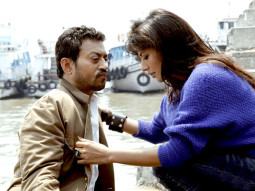 Movie Still From The Film Yeh Saali Zindagi,Irrfan Khan,Chitrangda Singh