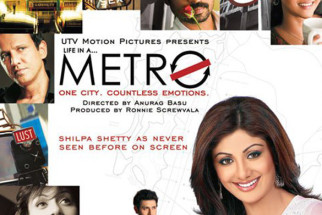 First Look Of The Movie Metro