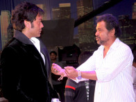 On The Sets Of The Film Thank You Featuring Akshay Kumar,Sonam Kapoor,Bobby Deol,Sunil Shetty,Irrfan Khan,Celina Jaitly,Rimi Sen