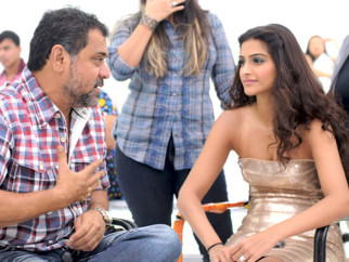 On The Sets Of The Film Thank You Featuring Akshay Kumar,Sonam Kapoor,Bobby Deol,Sunil Shetty,Irrfan Khan,Celina Jaitly,Rimi Sen