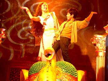 Movie Still From The Film Zokkomon,Manjari Fadnis,Darsheel Safary