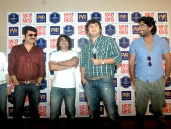 Photo Of Zeenal Kamdar,Rajesh Khattar,Rajesh Kumar,Rohit Khurana From The 'Men Will Be Men' film press meet