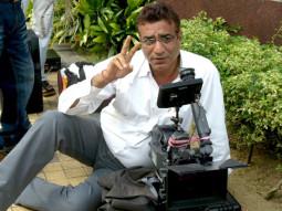 On The Sets Of The Film My Husband's Wife Featuring Rati Agnihotri,Shakti Kapoor,Aroon Bakshi,Prem Chopra,Rakhi Vohra,Pavan Sharma,Alisa Khan