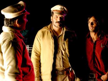 Movie Still From The Film A Strange Love Story,Milind Gunaji,Eddie Seth