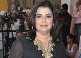 Farah Khan to make her acting debut in Bhansali's sister's film Shirin Farhad