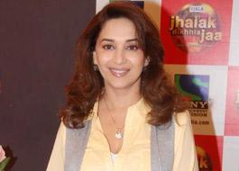 Madhuri to star opposite Sanjay Dutt in Satte Pe Satta remake