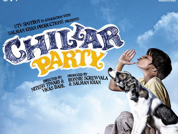 First Look Of The Movie Chillar Party